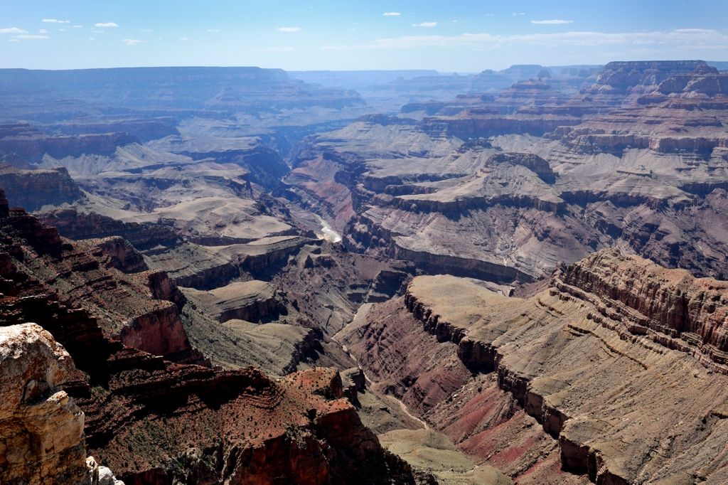 グランドキャニオン Lipan viewpoint of the Grand Canyon