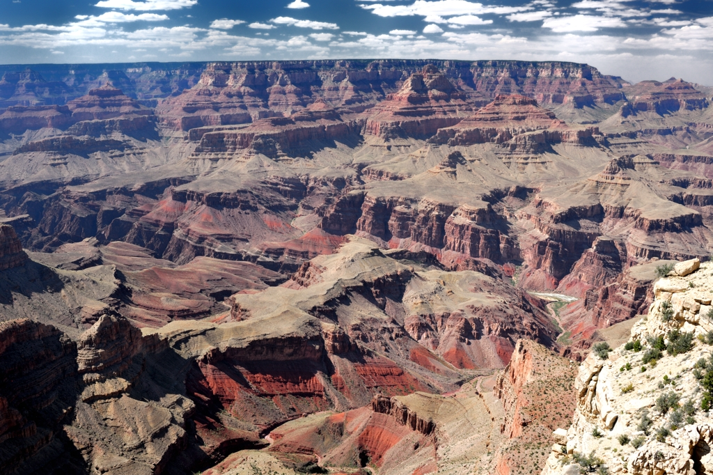 グランドキャニオン Moran viewpoint of the Grand Canyon