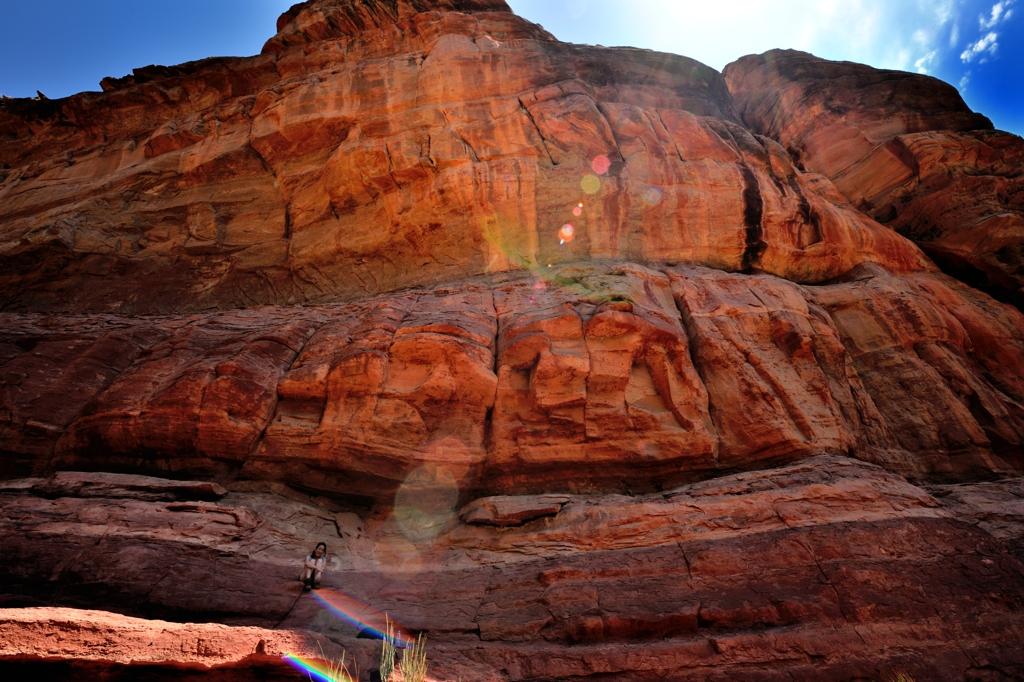 フェイキャニオン Fay Canyon