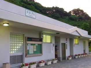 矢本パーキングエリア(上り)