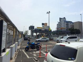 永福パーキングエリア(上り)