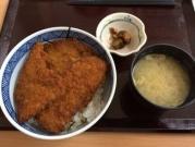 黄金豚タレかつ丼