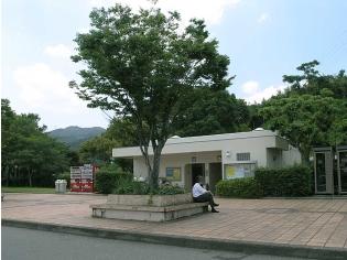山浦パーキングエリア(下り)