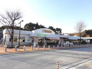 小黒川パーキングエリア(上り)