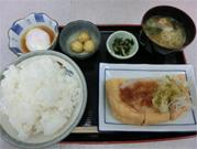 竹田の揚げ定食