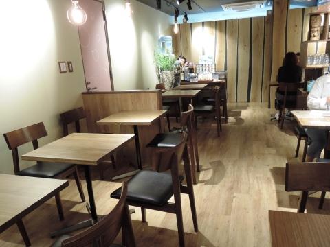 うさぎやカフェ③