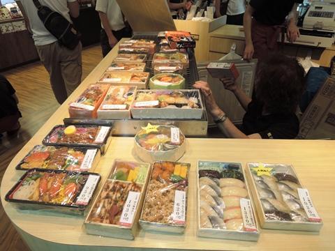 小鯵押寿司②