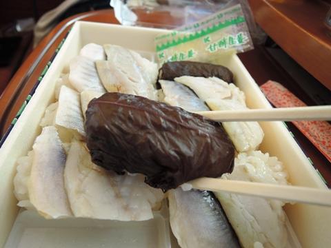 小鯵押寿司⑧