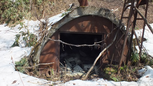 石炭歴史村抗口 (2)①