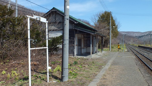 下白滝駅 (1)