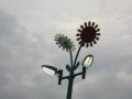 北竜町の街灯