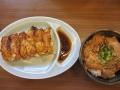 山岡家さんのチャーシュー丼