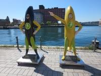 バナナマンと、バナナマンブラック