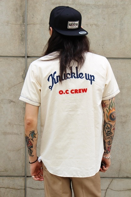 OC CREW KNUCKLE UP BASEBALL SHIRTS (22)