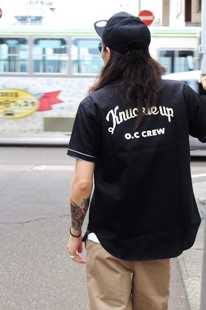 OC CREW KNUCKLE UP BASEBALL SHIRTS (28)