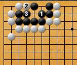 詰碁4-1_解