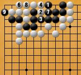 詰碁4-3_解2