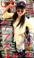 カーブスファッション☆イエロー&ホワイト
