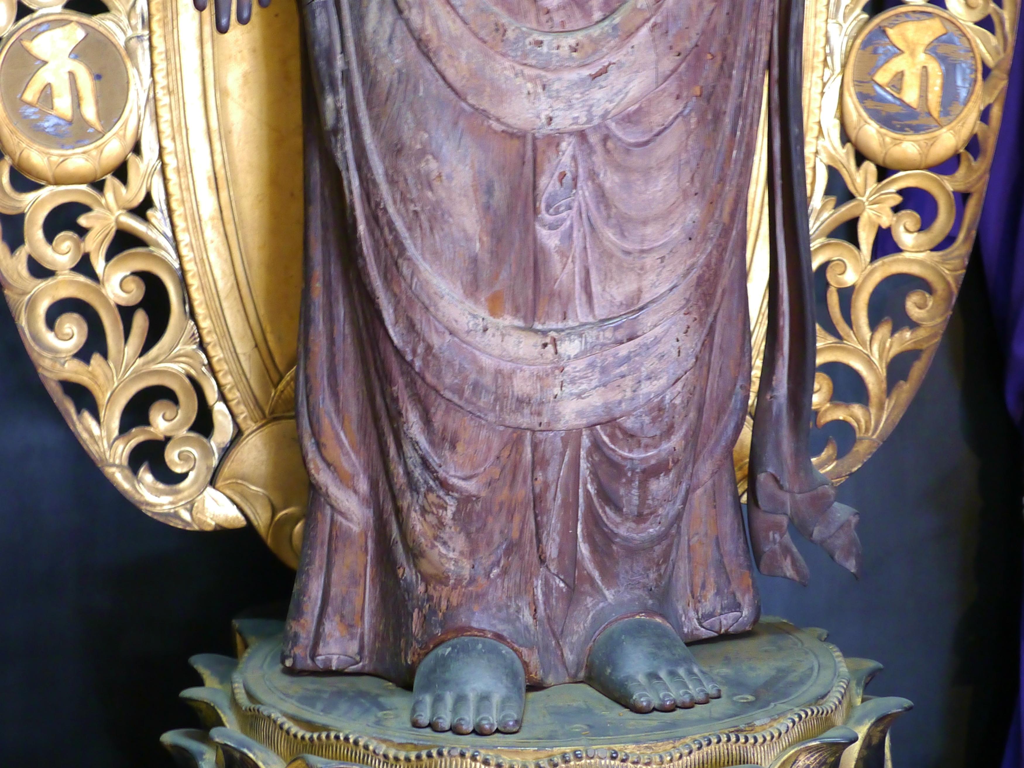 仏像に心奪われ。。ひたすらに仏像拝観を夢見る迦楼馬の仏像拝観日記