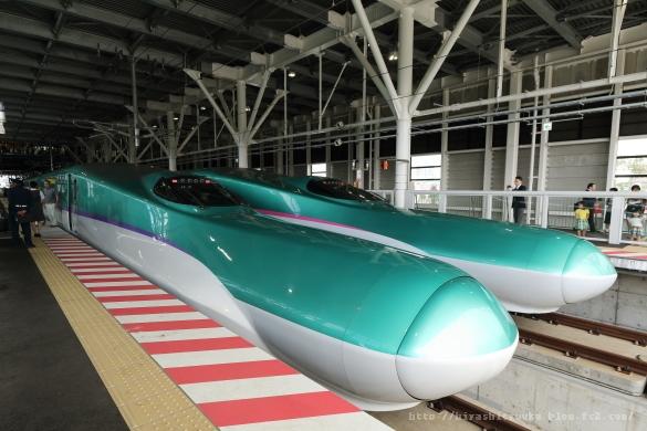 北海道新幹線H5系ーSN