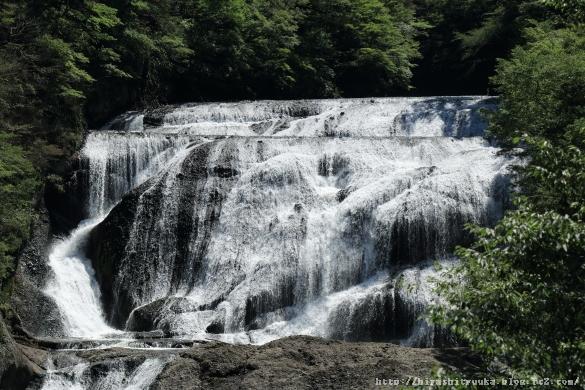 袋田の滝 一段目ーSN