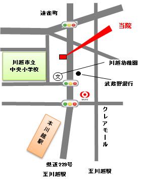 ガハハ地図