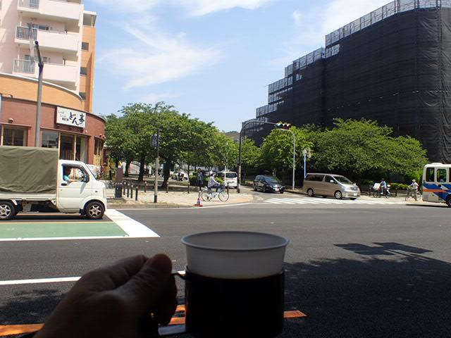 ホットコーヒー無料 (3)