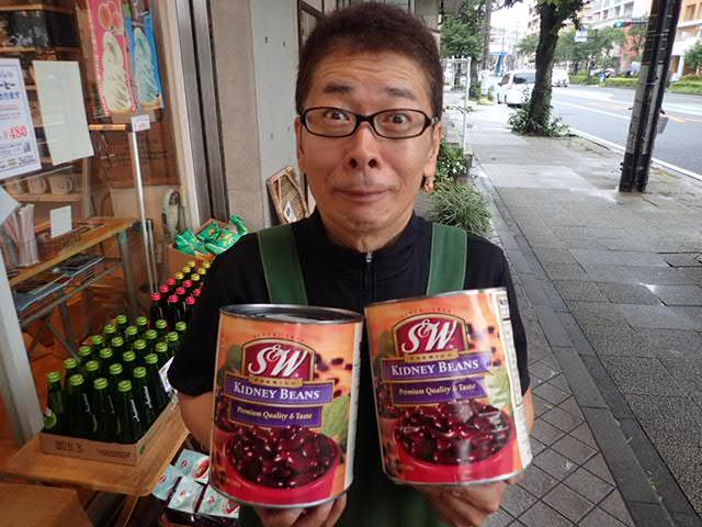 SWレッドキドニー1号缶 (1)