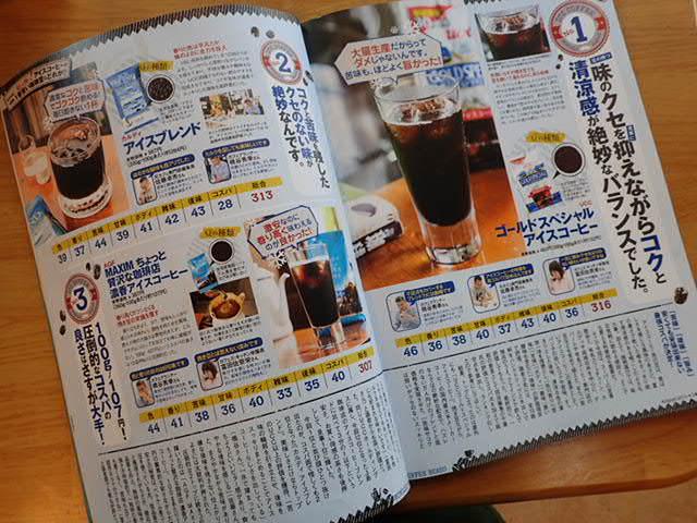 アイスコーヒーランキング (3)