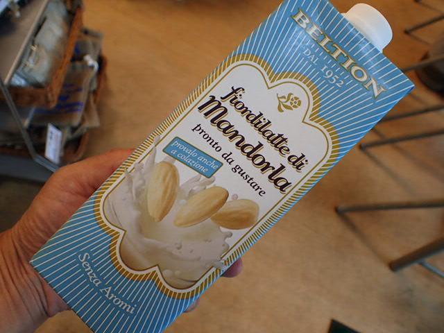 アーモンドミルク (1)