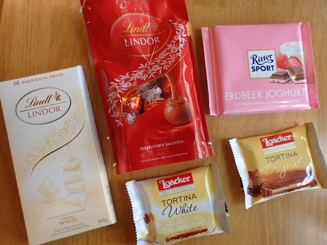 チョコ各種 (1)