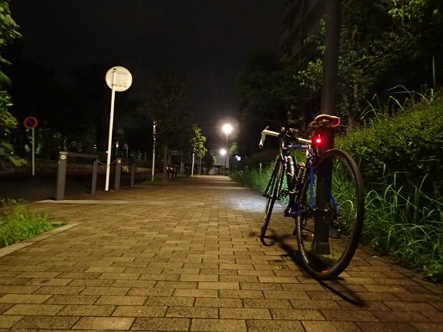 朝飯前のサイクリング (1)