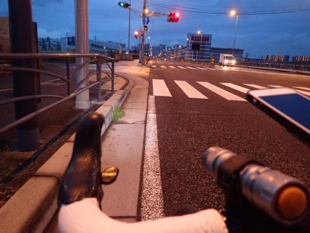 朝飯前のサイクリング (2)
