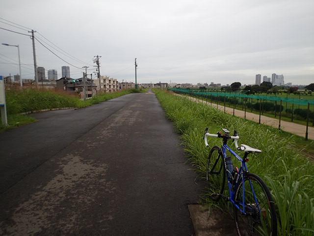 朝飯前のサイクリング (3)
