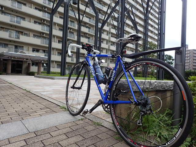 朝飯前のサイクリング (7)