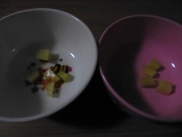 20160724ポンころ果物①