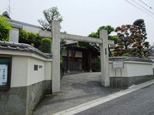 本念寺山門