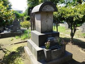 色川家の墓
