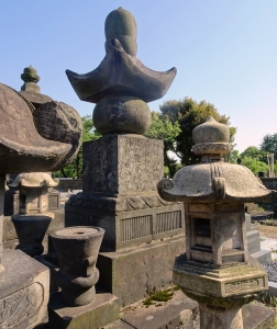 阿部正弘の墓