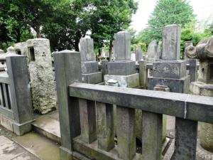 清水家墓所