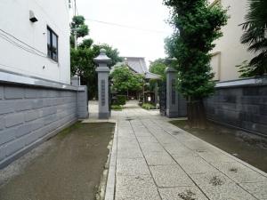 大円寺参道