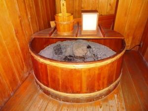 天守台の井戸