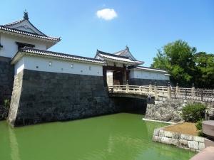 東御門と巽櫓