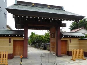 真浄寺山門