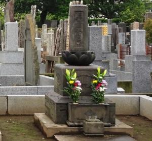 三遊亭圓遊の墓
