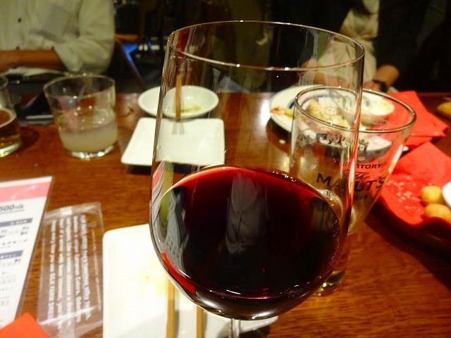 炭火とワイン (7)