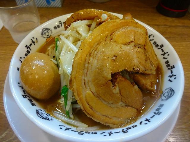 野郎ラーメン 中目黒本店(その4) (5)