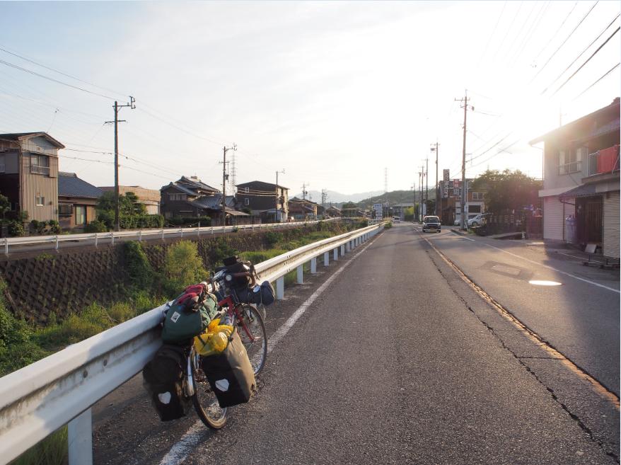 20160707 自転車お遍路