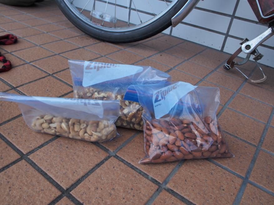 20160707 自転車ナッツ