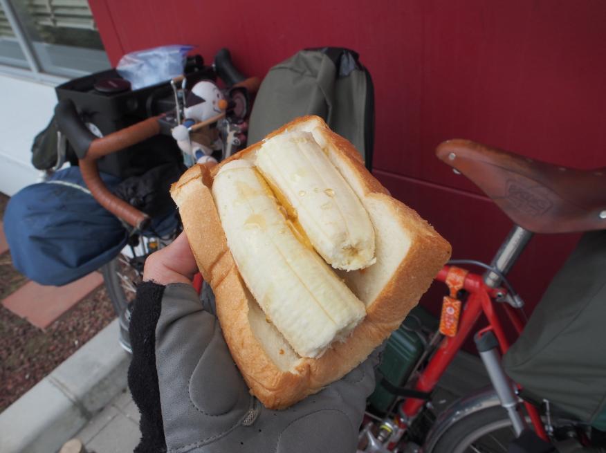 20160711 自転車食事